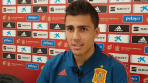Exclusive interview with Rodri Hernandez, Atletico and Spain player
