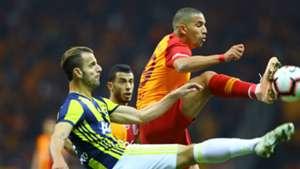 Roberto Soldado Sofiane Feghouli Fenerbahce Galatasaray