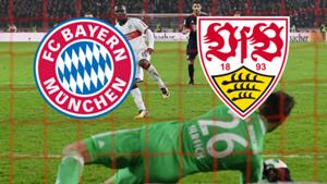 FC Bayern VfB Stuttgart GFX
