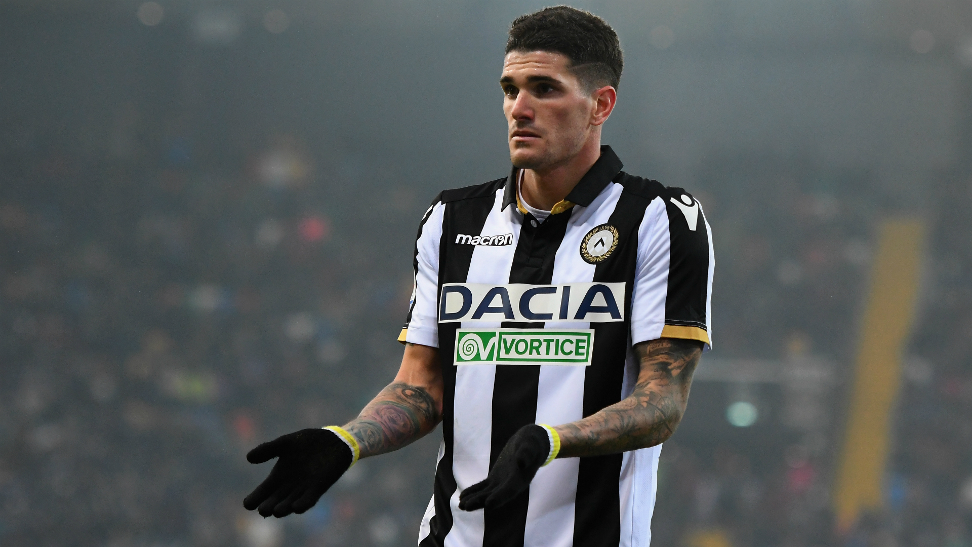 Rodrigo De Paul Udinese Frosinone Serie A