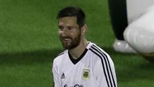 Messi treino Argentina 12 06 2019