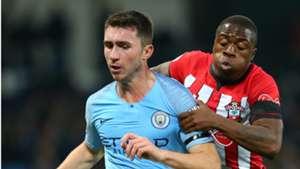 Aymeric Laporte, Michael Obafemi - Manchester City vs. Southampton