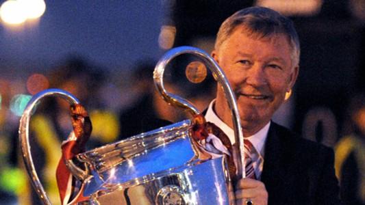 Alex Ferguson Manchester United 2008