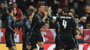 Bayern Munich Real Madrid Champions League