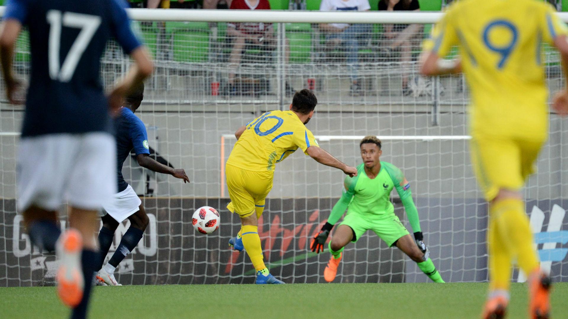 Yehvann Diouf France U19