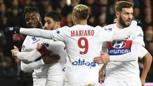 Nabil Fekir Guingamp Lyon Ligue 1 17012018