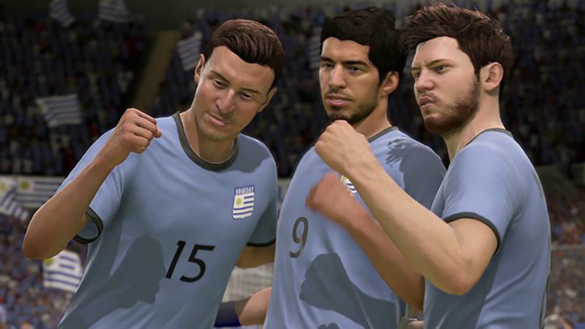 Uruguay FIFA 19