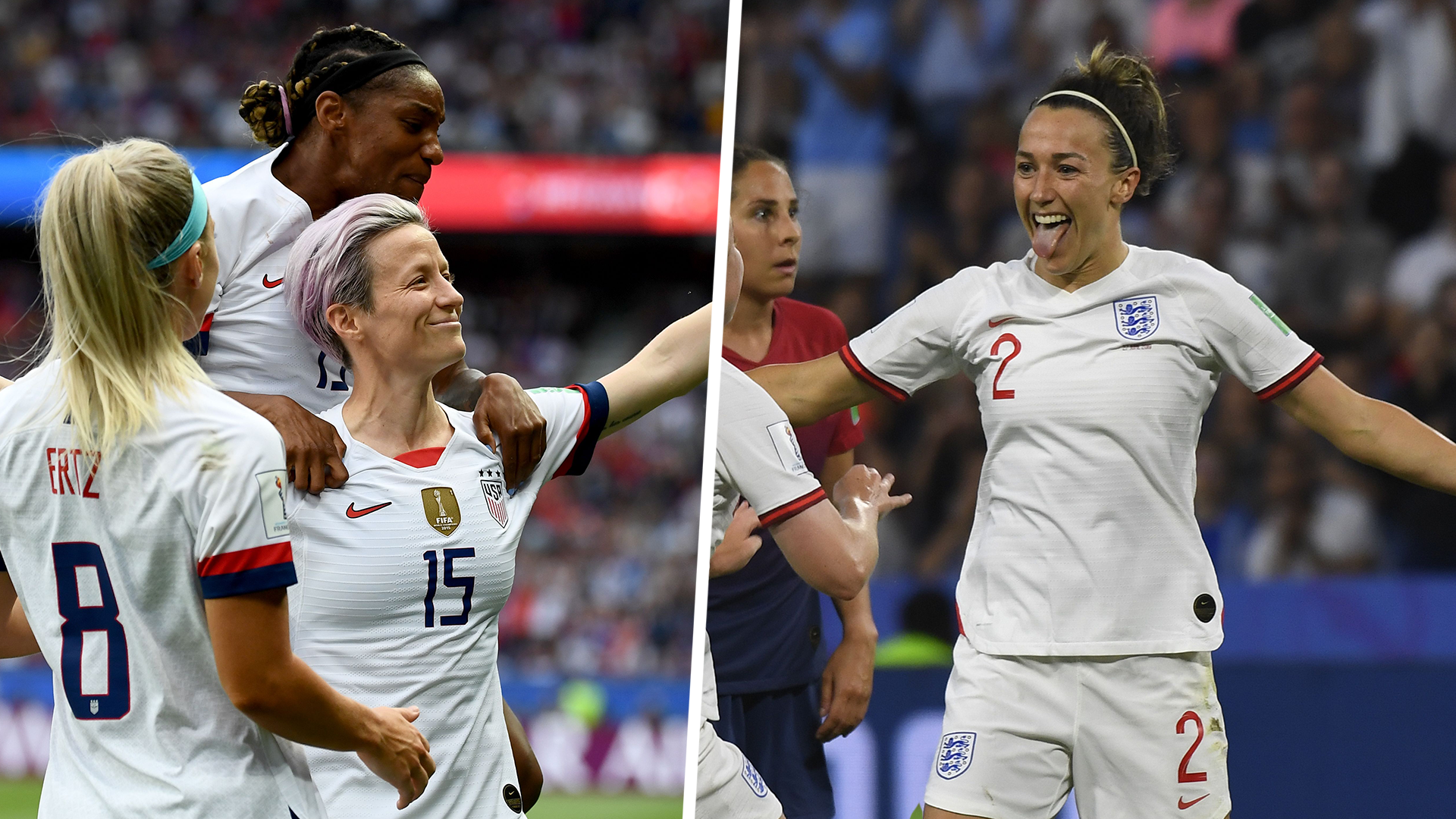 US Women's National Team Defeats England, Headed To World Cup Final