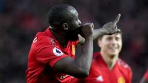 Romelu Lukaku Manchester United 2018-19