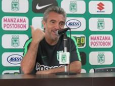 Juan Manuel Lillo Dt Atlético Nacional