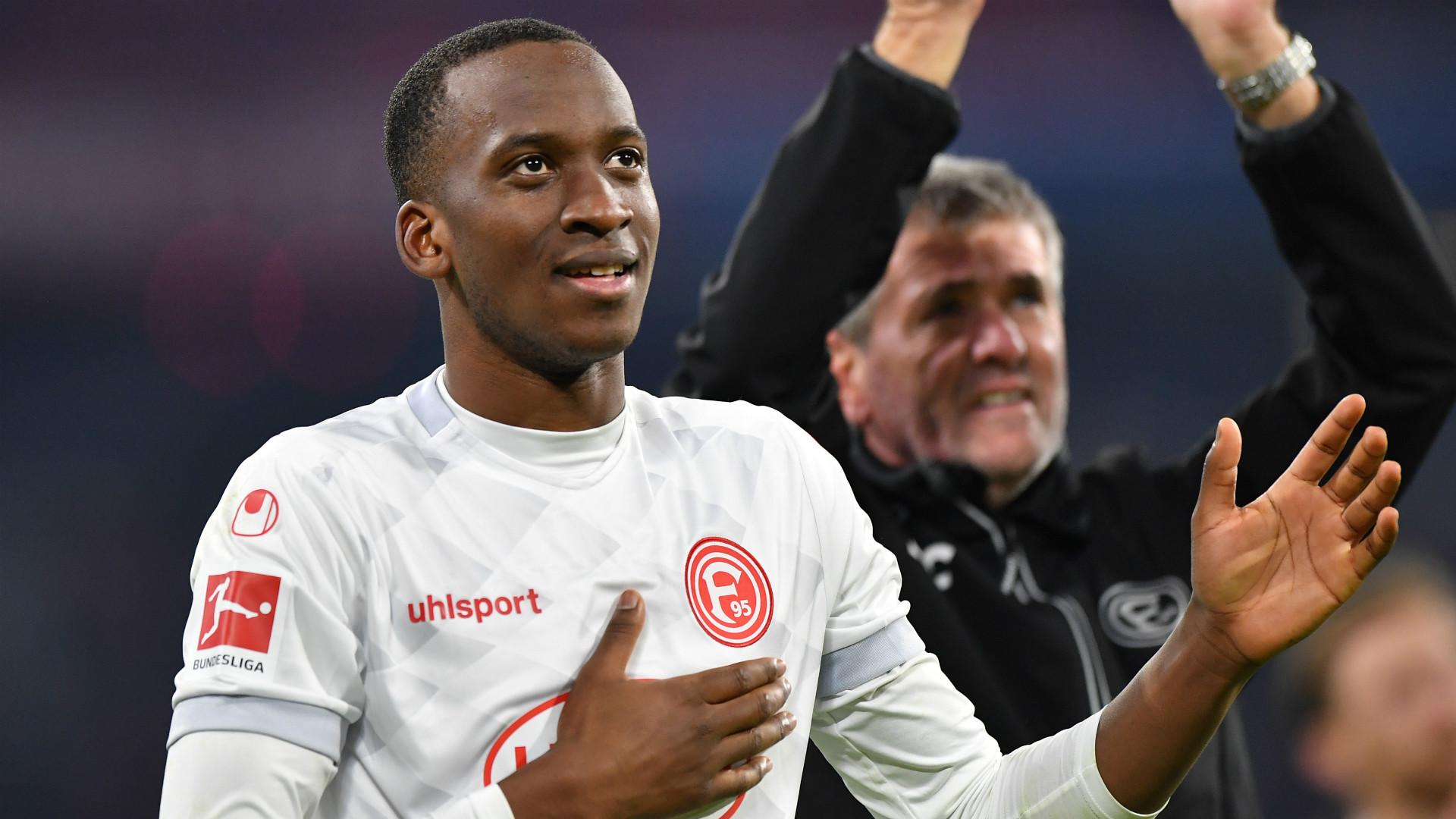 Dodi Lukebakio Fortuna Dusseldorf 2018-19