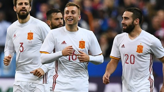 Gerard Deulofeu France Spain