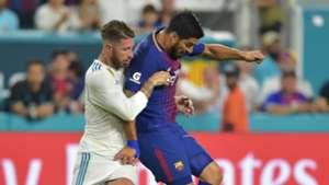 HD Luis Suarez Sergio Ramos Real Madrid Barcelona ICC
