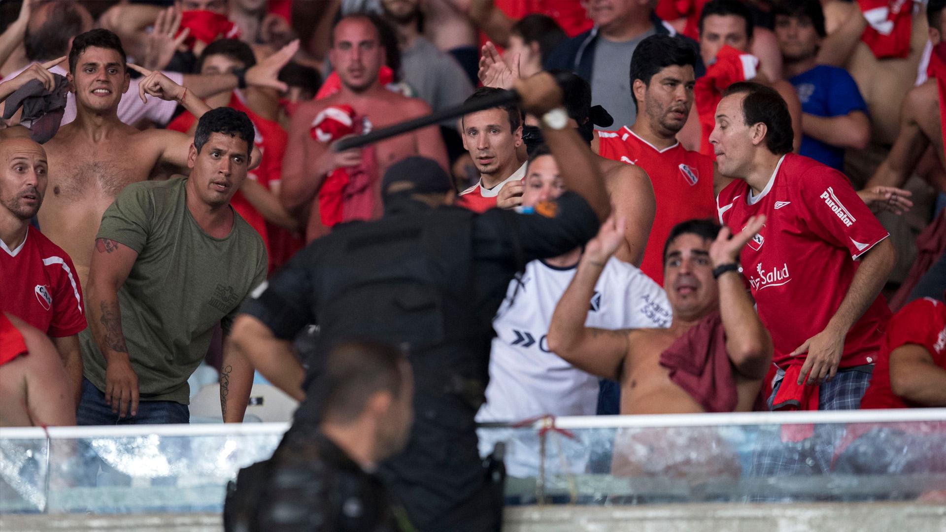 Flamengo x Independiente 13 12 17 Sul Americana Maracanã