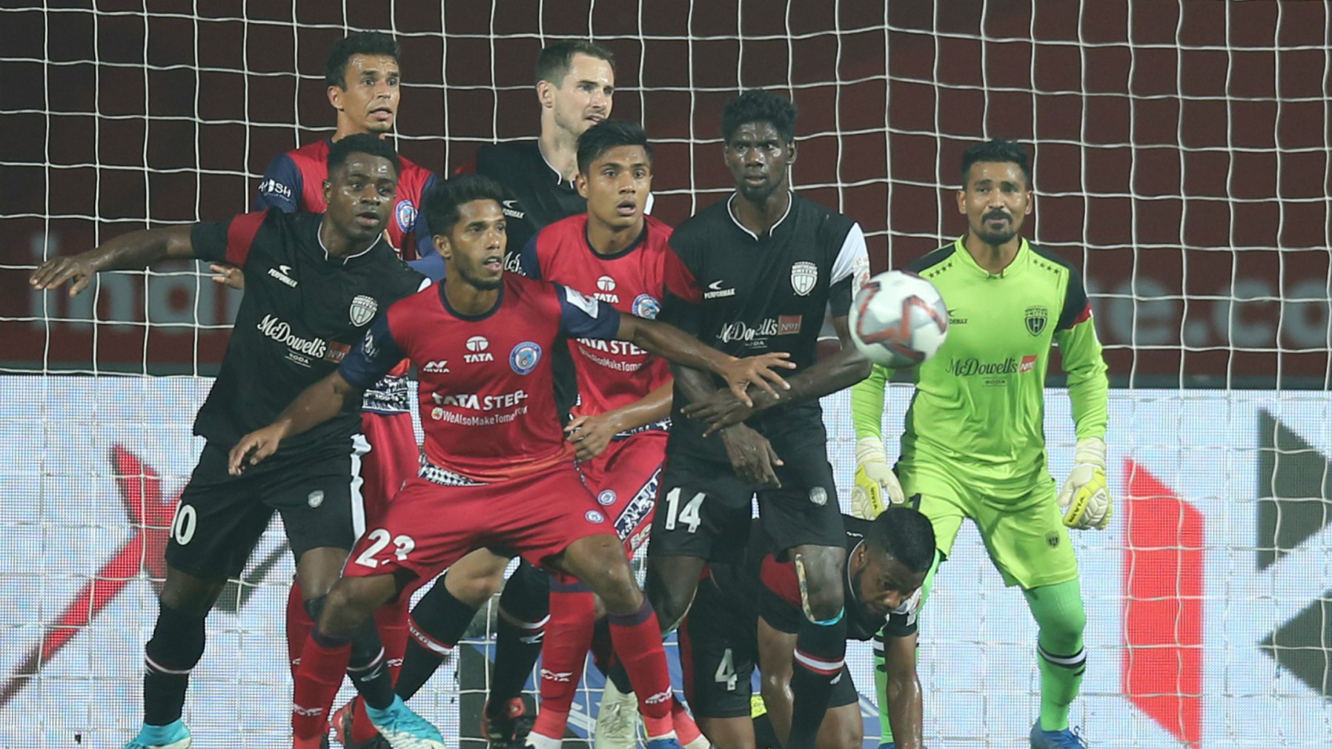 Jamshedpur vs NorthEast United