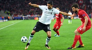 Emre Can Liverpool Spartak Moscow