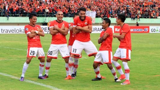 Selebrasi - Persija Jakarta