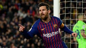 Lionel Messi barcelona levante copa del rey