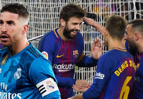 Pique: Barca trolling Madrid flops on WhatsApp!
