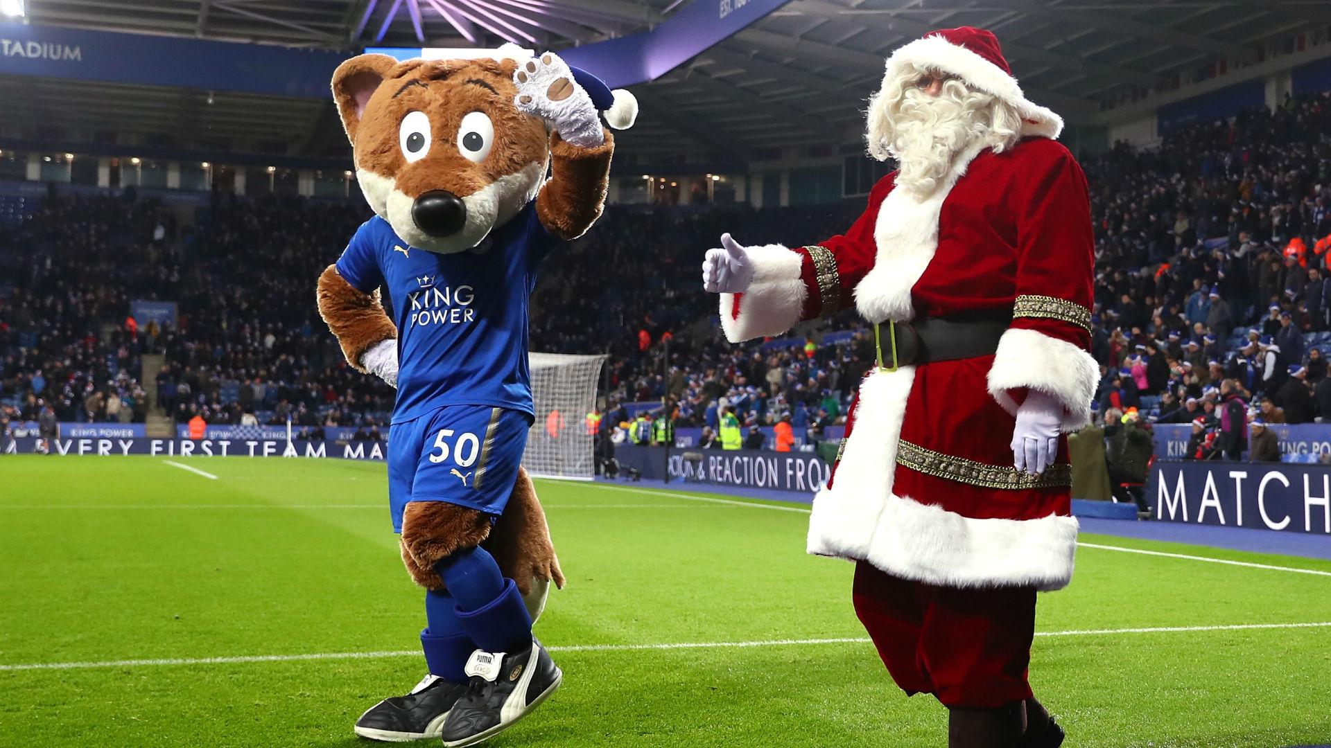 Filbert Fox Leicester City