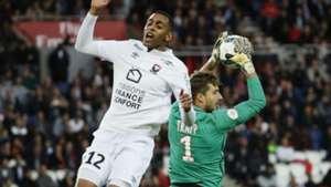 Ronny Rodelin PSG Caen Ligue 1 20052017