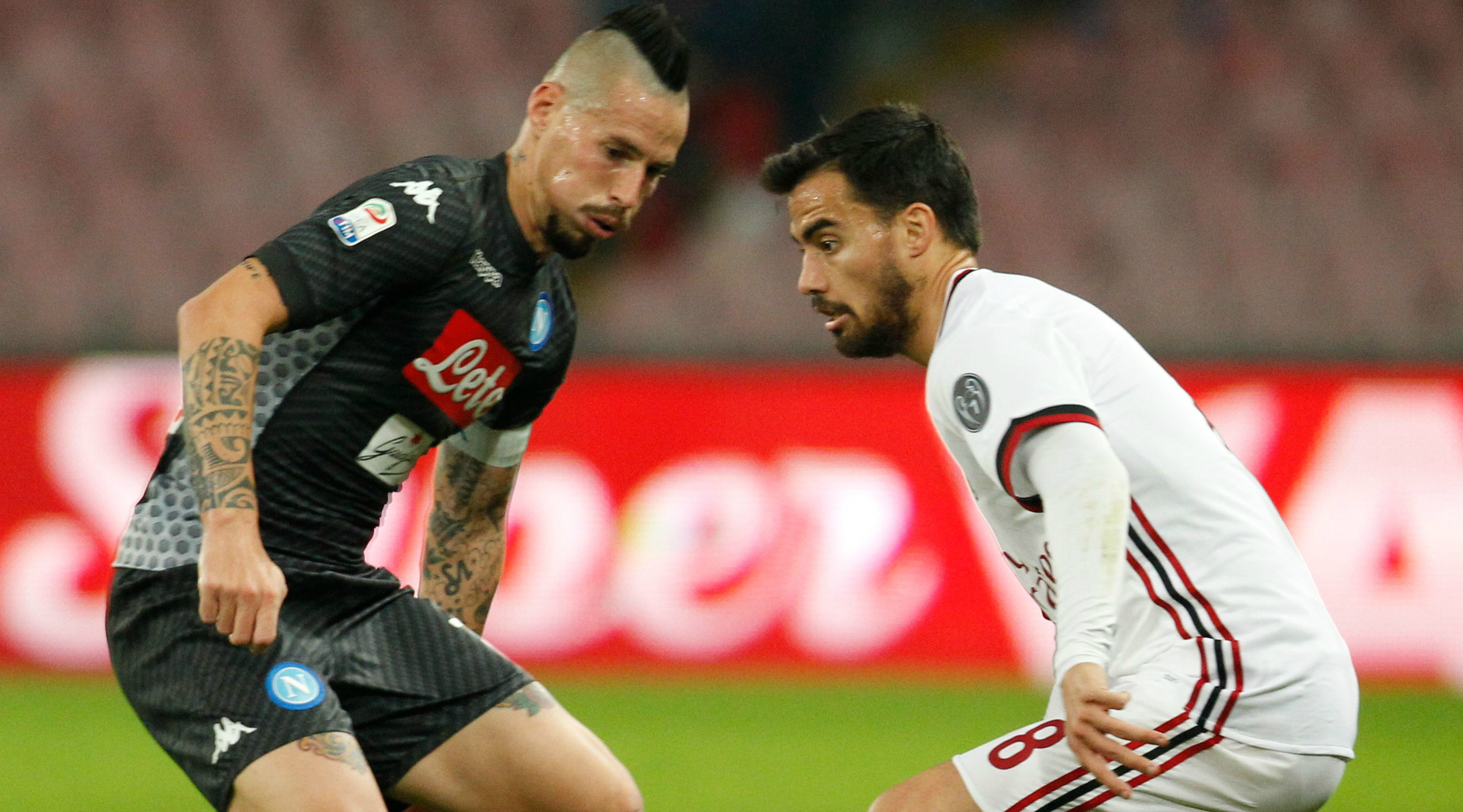 Serie A, Milan-Napoli: per i bookies Sarri sul velluto