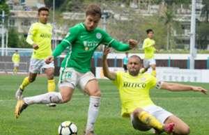 Hong Kong Premier League, Tai Po 5:1 won over Rangers.