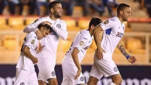 Misael Domínguez Édgar Méndez Japo Rodríguez Cruz Azul Clausura 2019 230119