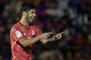 Marco Asensio Melilla Real Madrid Copa del Rey