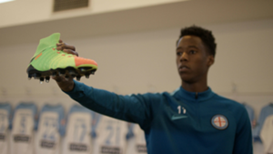 Bruce Kamau Melbourne City A-League