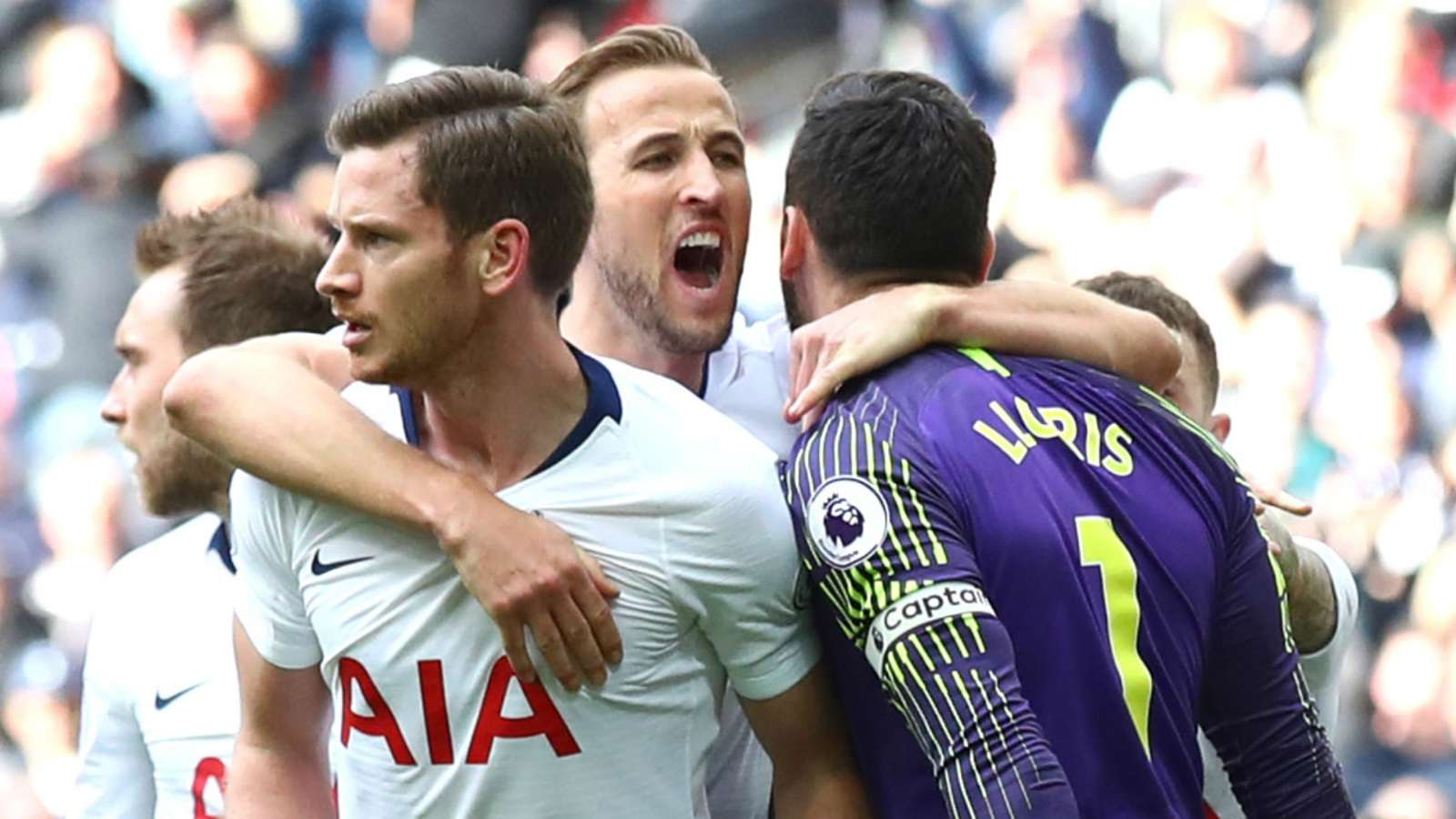 Tottenham-Arsenal (1-1) : Lloris sauve les Spurs dans le derby du Nord de Londres
