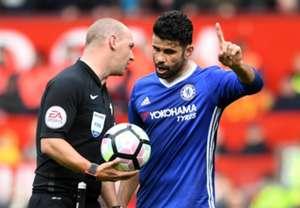 Robert Madley Diego Costa Chelsea
