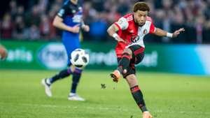Tonny Vilhena, Feyenoord, Eredivisie 03112018