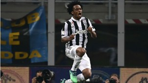 Juan Cuadrado Inter Juventus Serie A