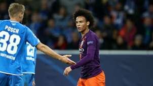 Leroy Sane Manchester City Hoffenheim