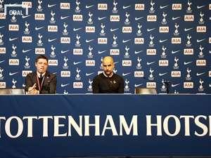 Pep(vs Tottenham)