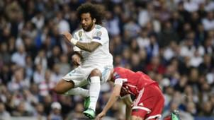 Marcelo Real Madrid Bayern Munchen