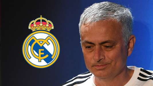 Jose Mourinho Real Madrid