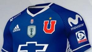 La supuesta nueva camiseta de Universidad de Chile 18102017