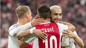 Hakim Ziyech, Ajax - Emmen, Eredivisie 08252018