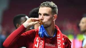 Jordan Henderson Liverpool Champions League 2019