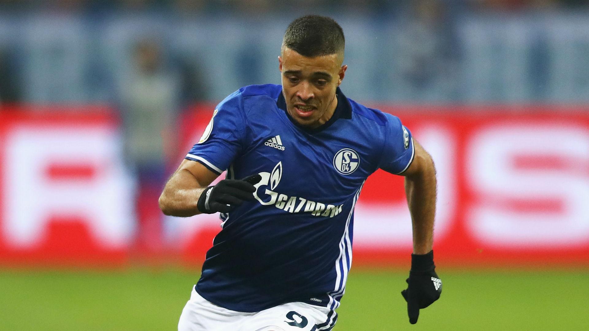 Franco di Santo Schalke 2017