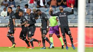 Innocent Maela, Orlando Pirates, September 2018