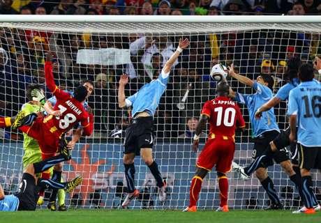 FIFA Rewind: Relive Uruguay v Ghana 2010!
