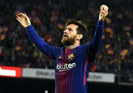 Messi wins fifth European Golden Shoe award
