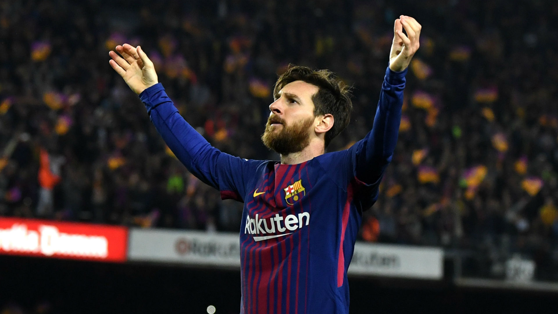 Lionel Messi Barcelona Real Madrid La Liga