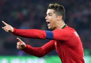 3. Cristiano Ronaldo | Portugal | 81 Tore
