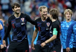 croatia - vedran corluka - world cup - 22062018
