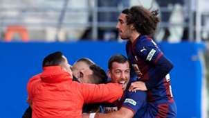 Marc Cucurella Eibar Real Madrid LaLiga 24112018
