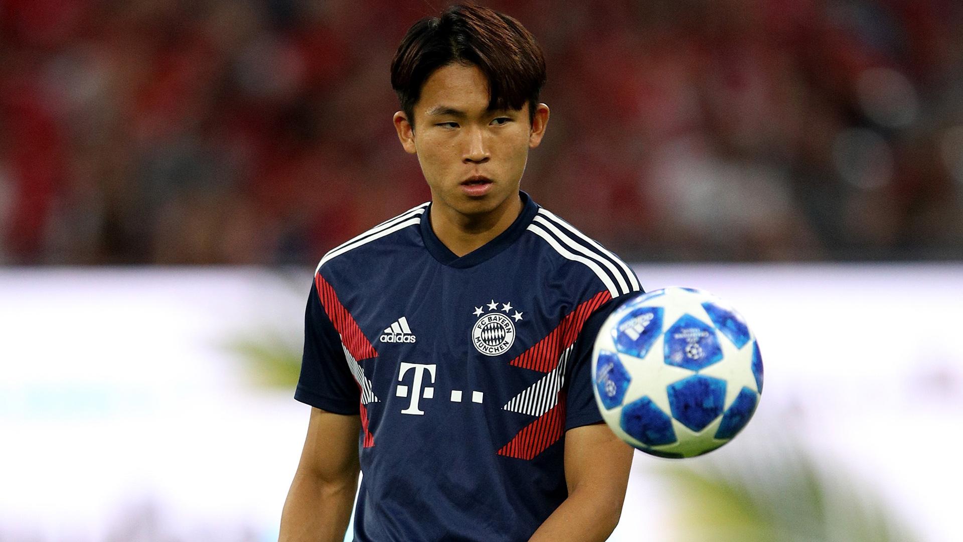 Woo-Yeong Jeong FC Bayern